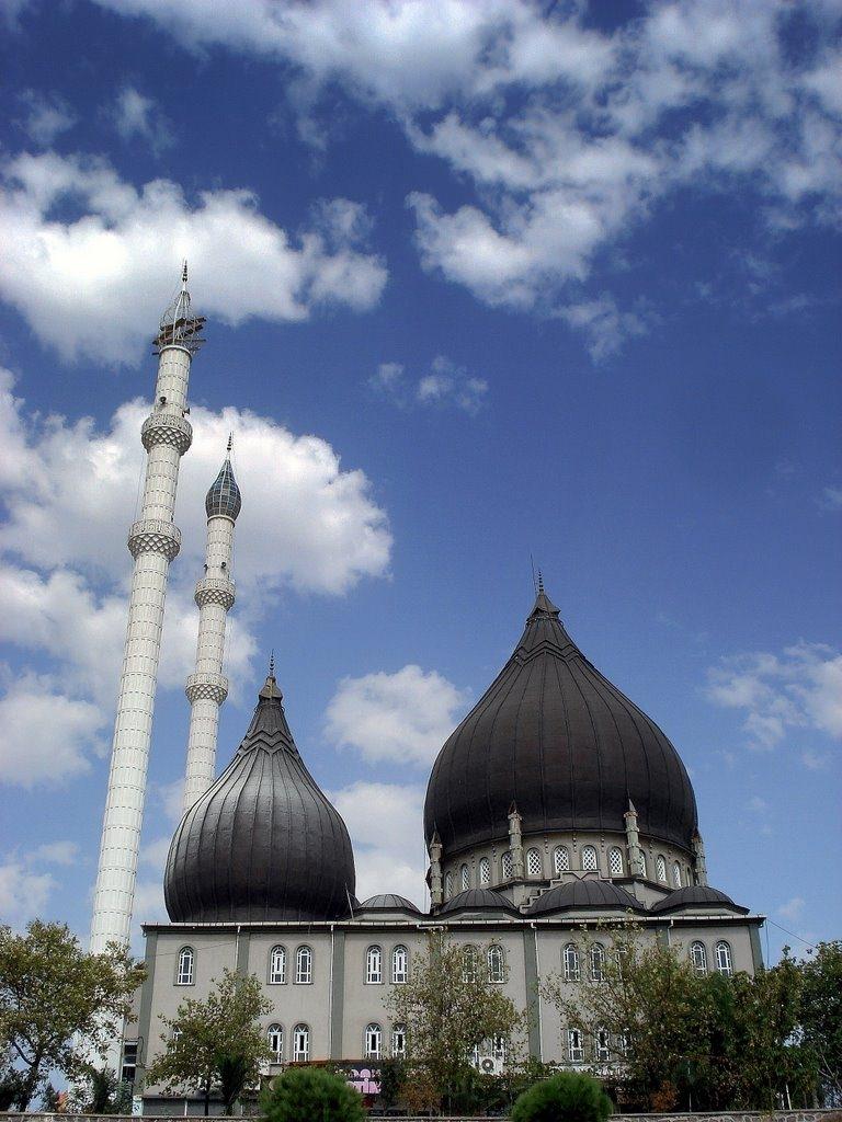 Dünyanın en ilginç camileri 26