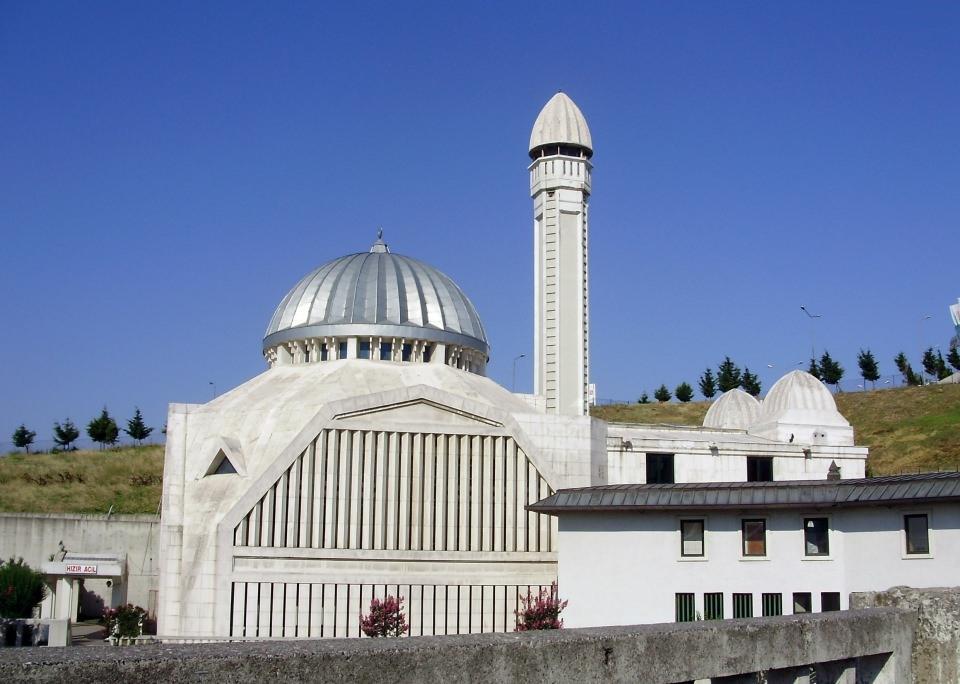 Dünyanın en ilginç camileri 34
