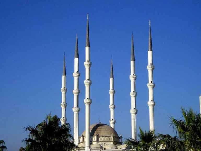 Dünyanın en ilginç camileri 35