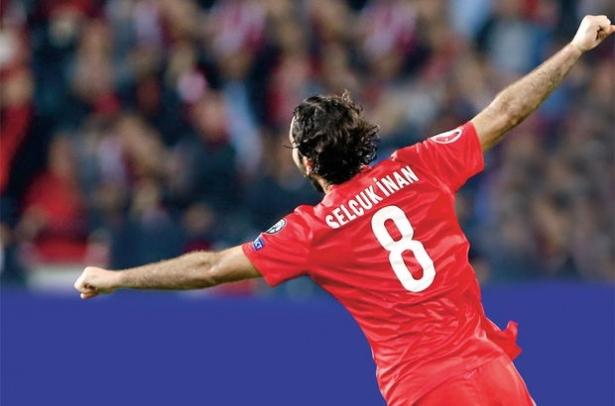 A Milli Takımın EURO 2016 forma numaraları 10