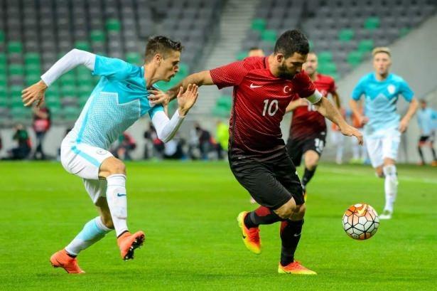 A Milli Takımın EURO 2016 forma numaraları 12
