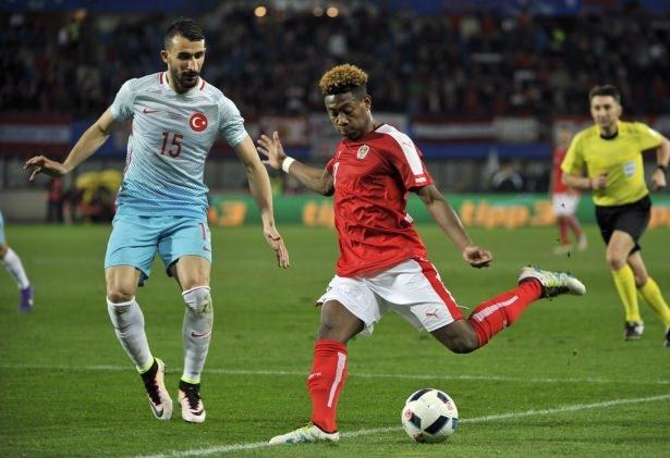 A Milli Takımın EURO 2016 forma numaraları 17