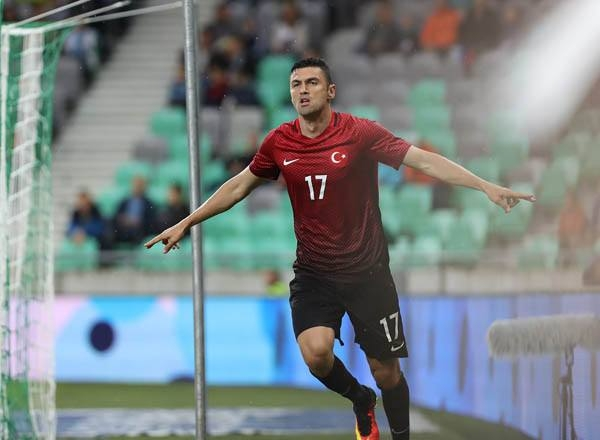 A Milli Takımın EURO 2016 forma numaraları 19