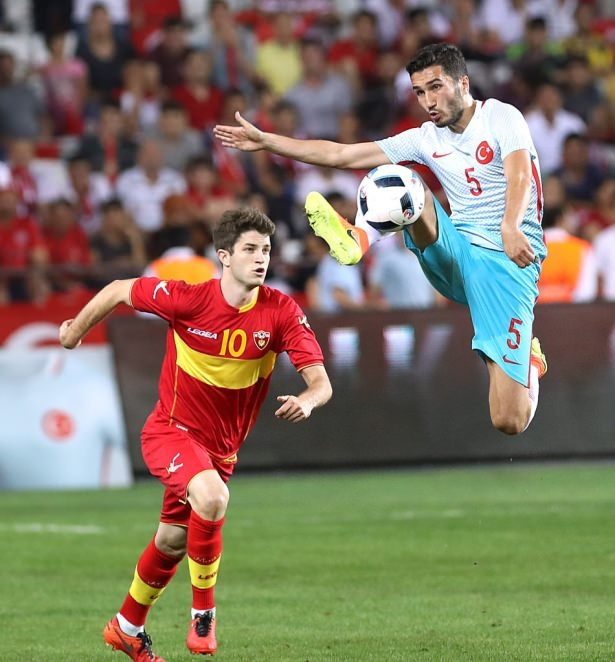 A Milli Takımın EURO 2016 forma numaraları 7