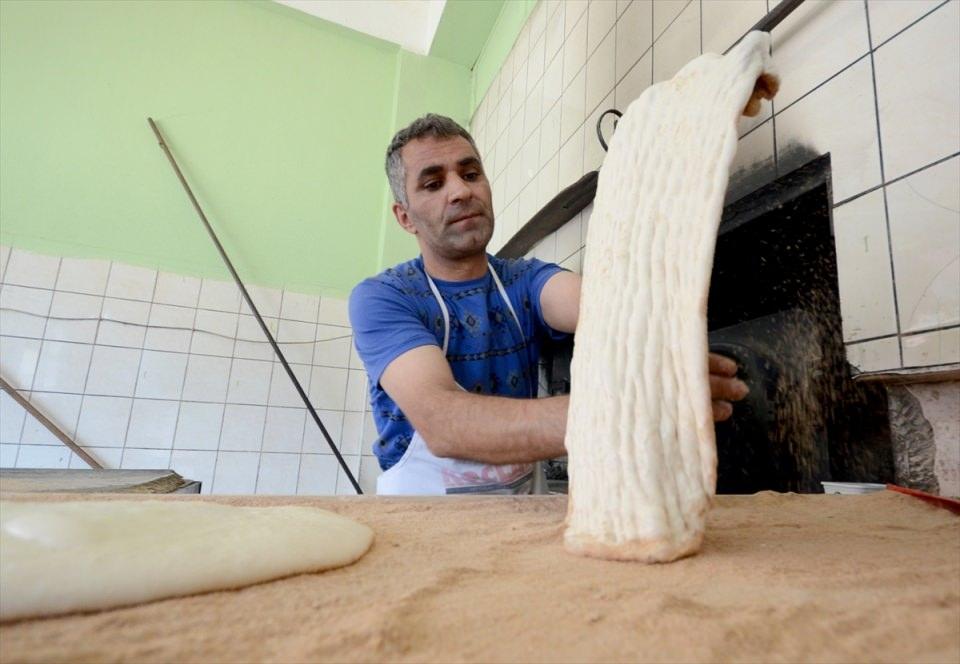 Pide ustalarının ramazan mesaisi başladı 10