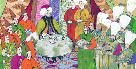 Osmanlı padişahlarının iftar sofrası nasıldı? 1