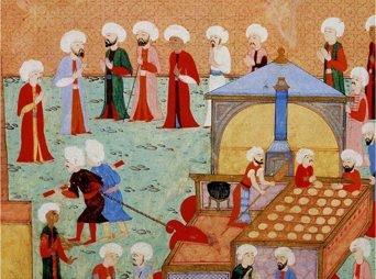 Osmanlı padişahlarının iftar sofrası nasıldı? 14