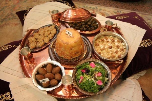 Osmanlı padişahlarının iftar sofrası nasıldı? 23