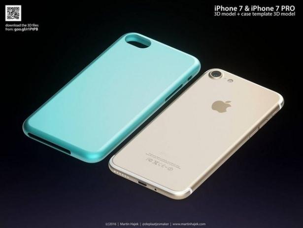 iPhone 7 konsept görselleri yayınlandı 18