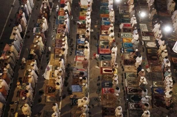 Dünyadan ramazan manzaraları 101