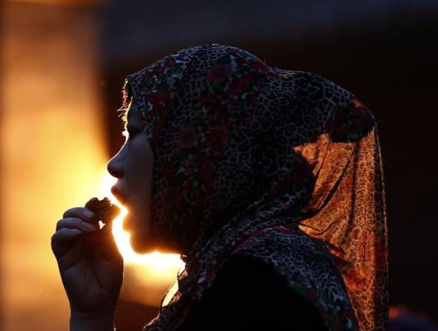 Dünyadan ramazan manzaraları 116