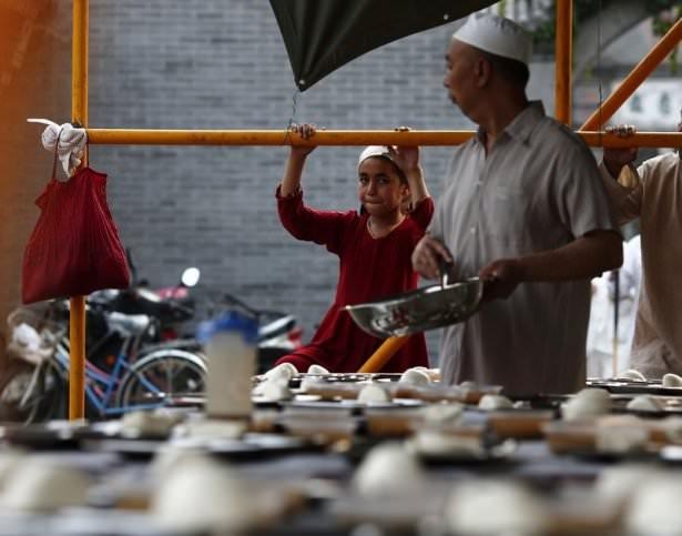 Dünyadan ramazan manzaraları 117