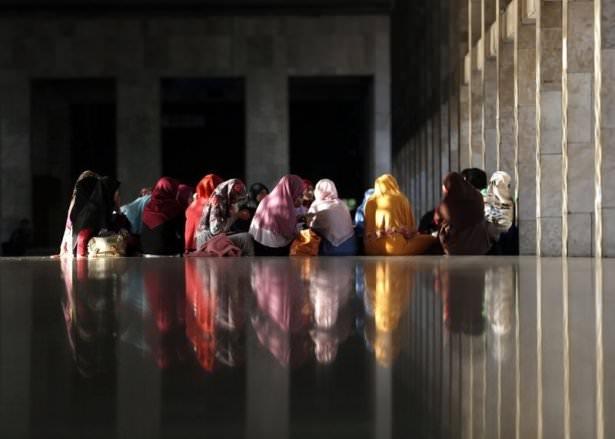 Dünyadan ramazan manzaraları 119