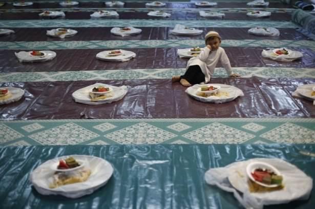 Dünyadan ramazan manzaraları 123