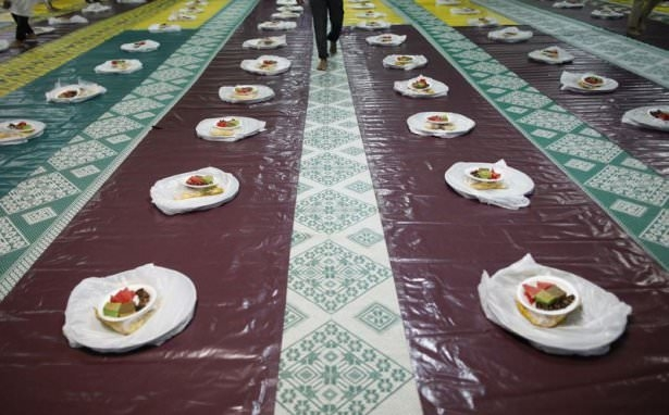 Dünyadan ramazan manzaraları 126