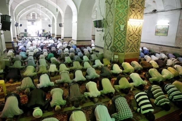 Dünyadan ramazan manzaraları 129