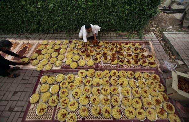 Dünyadan ramazan manzaraları 137
