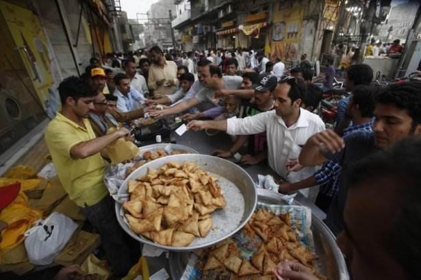 Dünyadan ramazan manzaraları 141