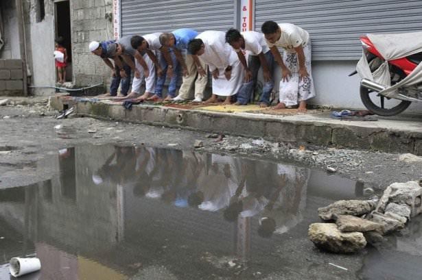 Dünyadan ramazan manzaraları 149