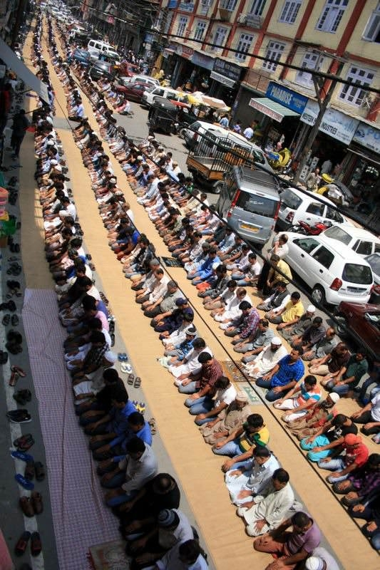 Dünyadan ramazan manzaraları 152