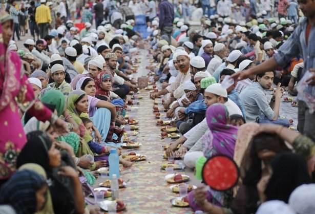 Dünyadan ramazan manzaraları 154