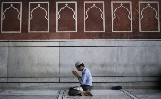 Dünyadan ramazan manzaraları 156