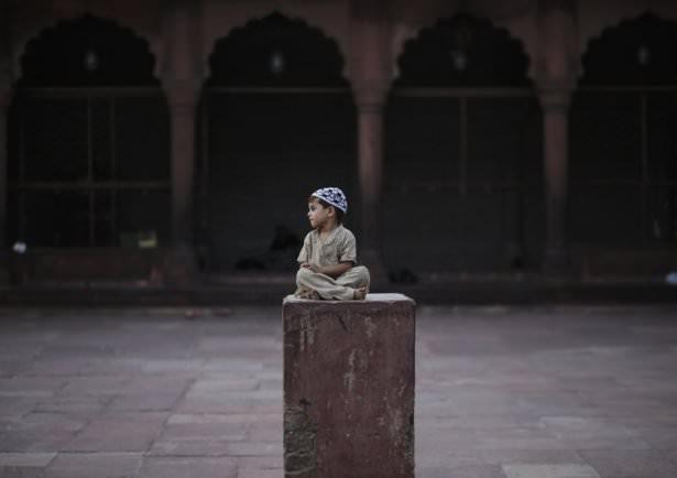 Dünyadan ramazan manzaraları 157