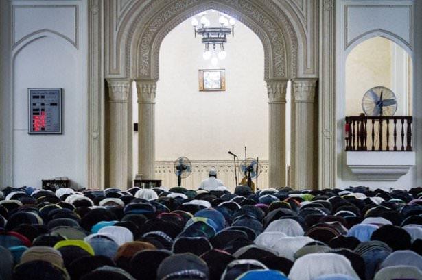 Dünyadan ramazan manzaraları 158