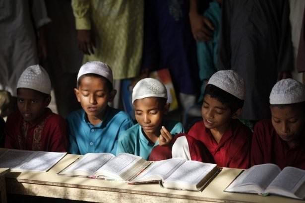 Dünyadan ramazan manzaraları 159