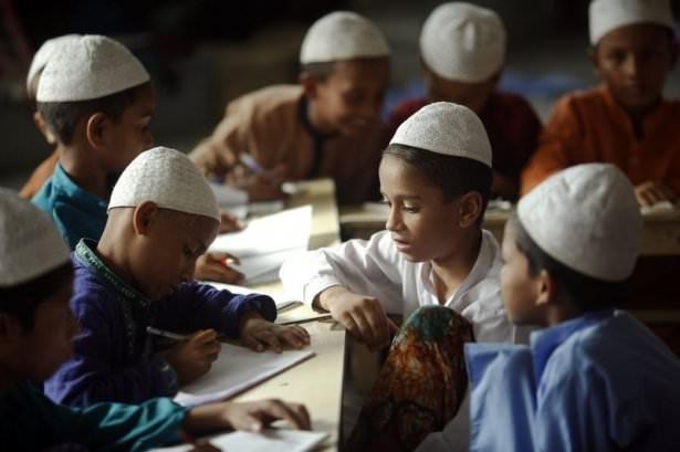 Dünyadan ramazan manzaraları 160