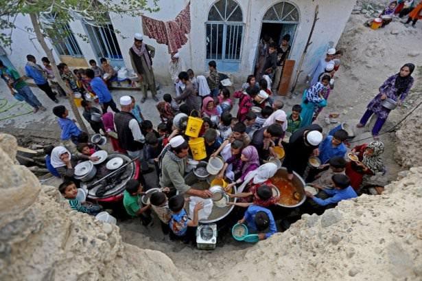 Dünyadan ramazan manzaraları 177