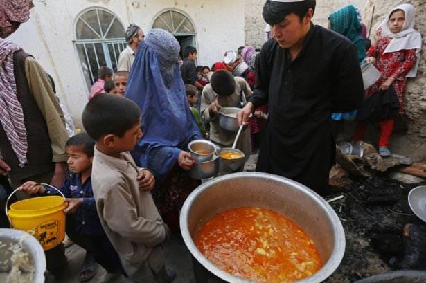 Dünyadan ramazan manzaraları 178