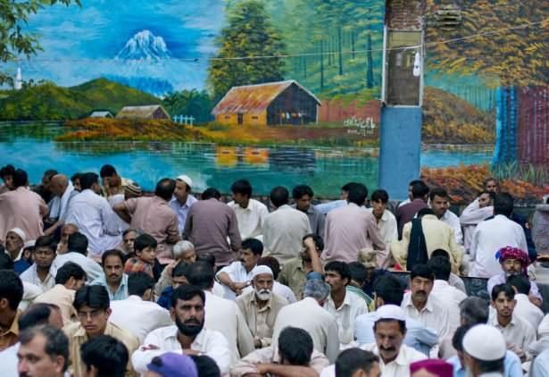 Dünyadan ramazan manzaraları 183