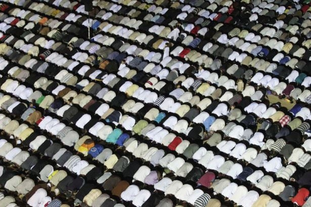 Dünyadan ramazan manzaraları 187