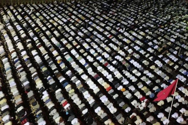 Dünyadan ramazan manzaraları 188