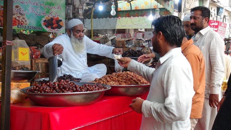 Dünyadan ramazan manzaraları 28