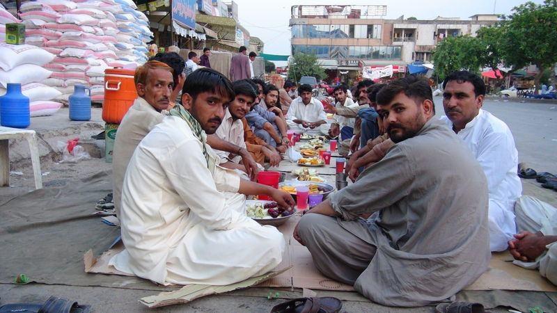 Dünyadan ramazan manzaraları 35