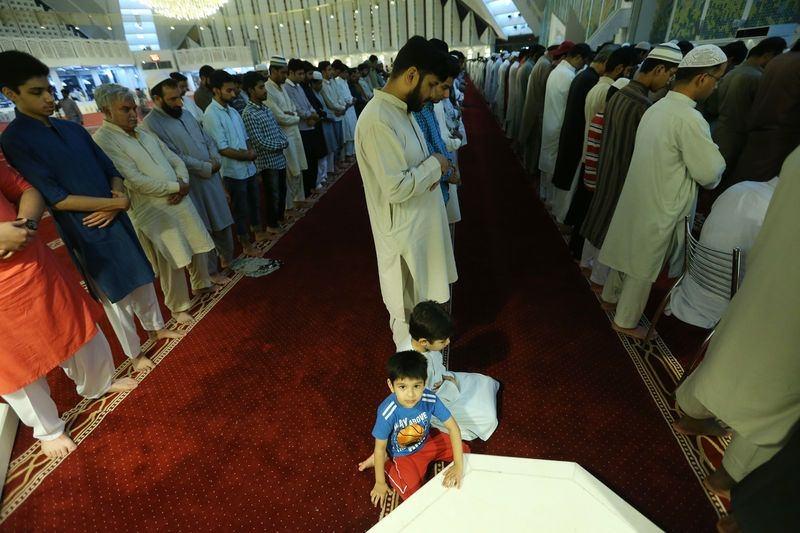 Dünyadan ramazan manzaraları 39