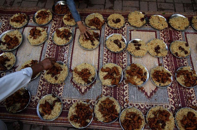Dünyadan ramazan manzaraları 42