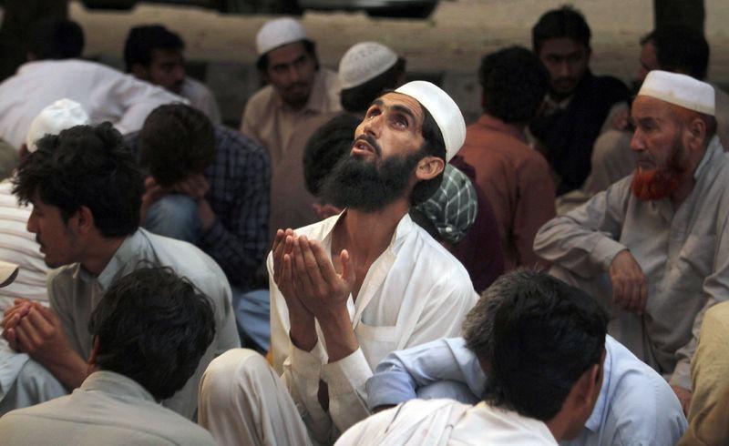 Dünyadan ramazan manzaraları 45
