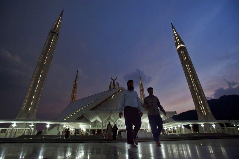 Dünyadan ramazan manzaraları 53