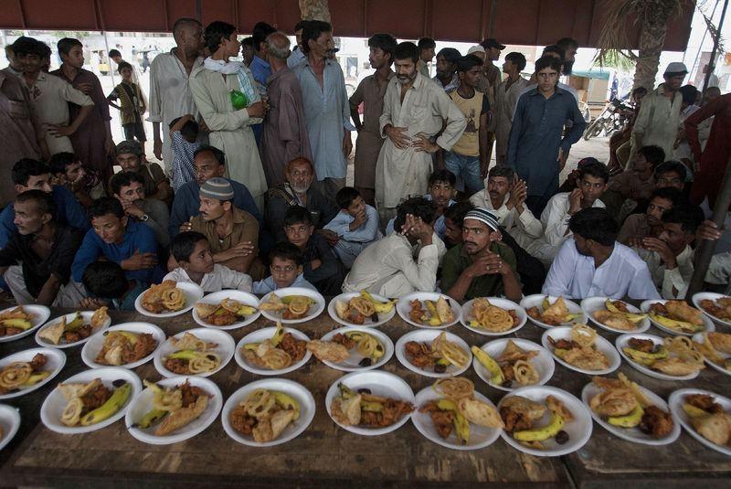 Dünyadan ramazan manzaraları 57