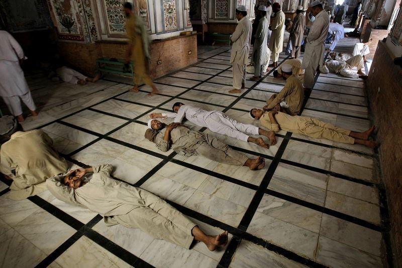 Dünyadan ramazan manzaraları 58
