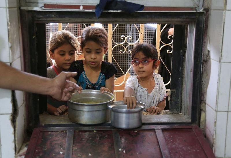 Dünyadan ramazan manzaraları 73