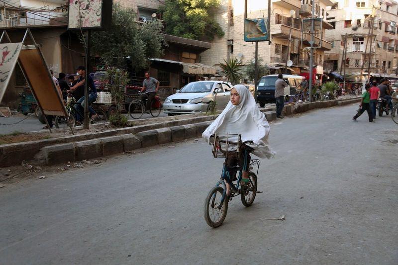 Dünyadan ramazan manzaraları 8