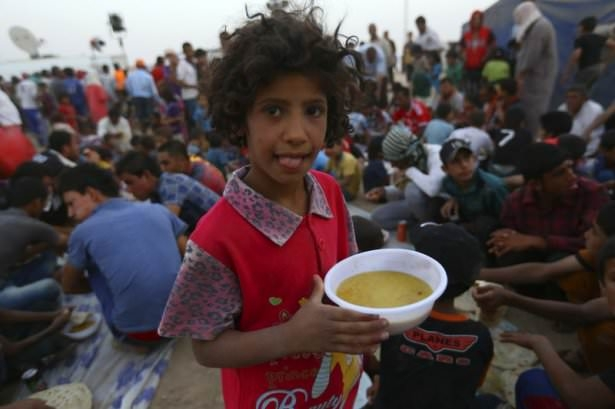 Dünyadan ramazan manzaraları 82