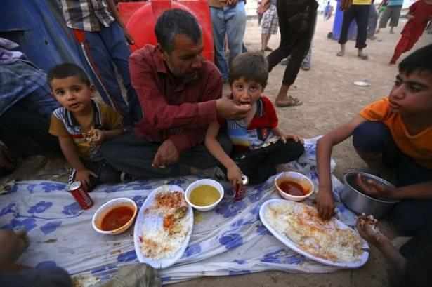 Dünyadan ramazan manzaraları 83
