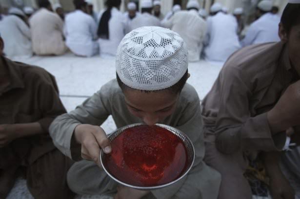 Dünyadan ramazan manzaraları 87