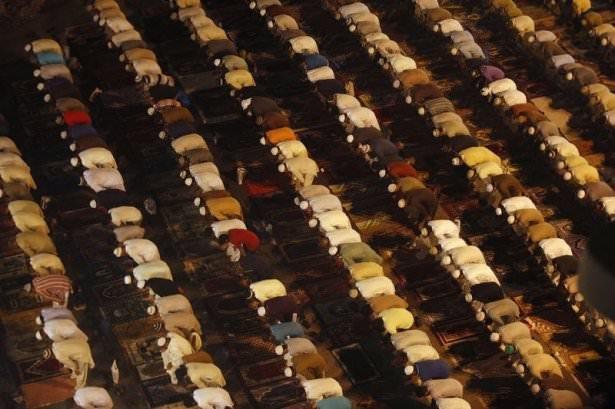 Dünyadan ramazan manzaraları 97