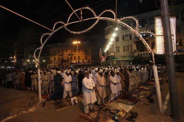 Dünyadan ramazan manzaraları 98
